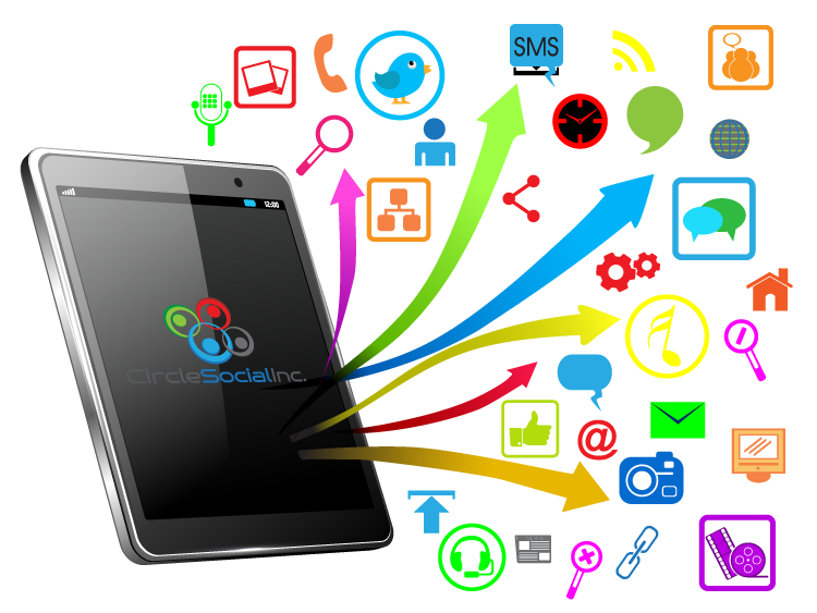 Social media has many channels to reach your customers
